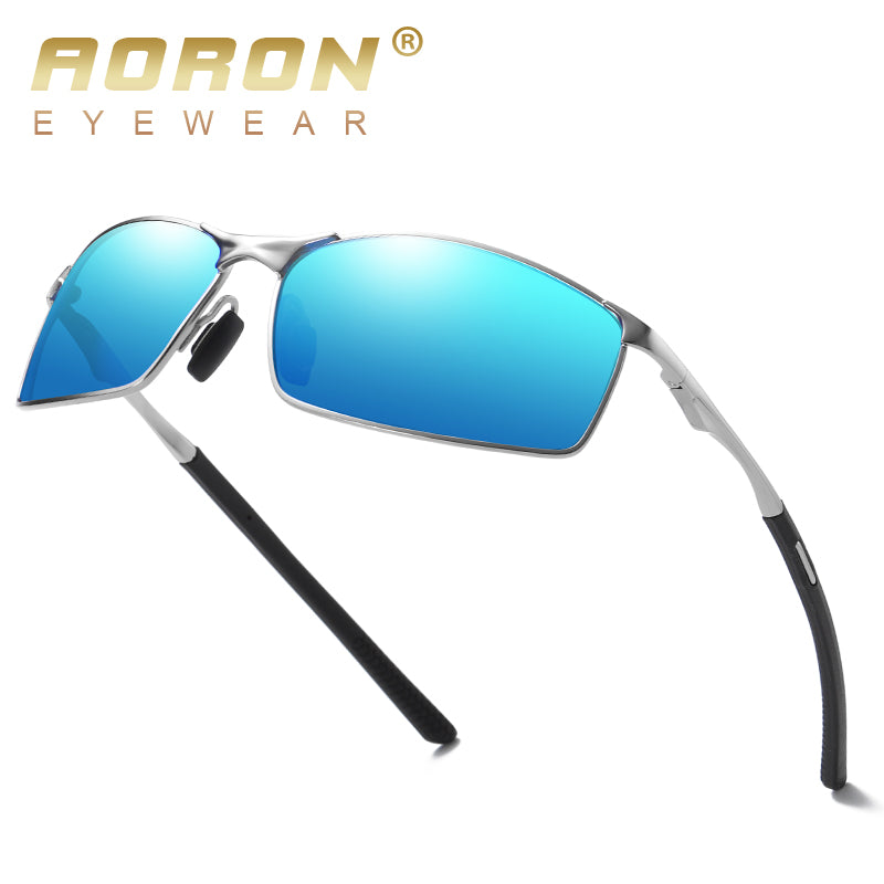 Metal Frame Polarized Men Sunglasses Sports,Outdoor Driving Sunglasses
