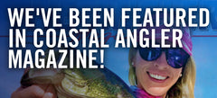 Our Better Boat Hull Cleaner Featured in Coastal Angler Magazine!