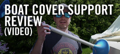 Boat Cover Supports [VIDEO]