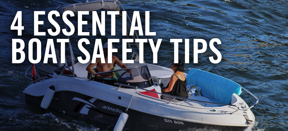 Essential boat safety info