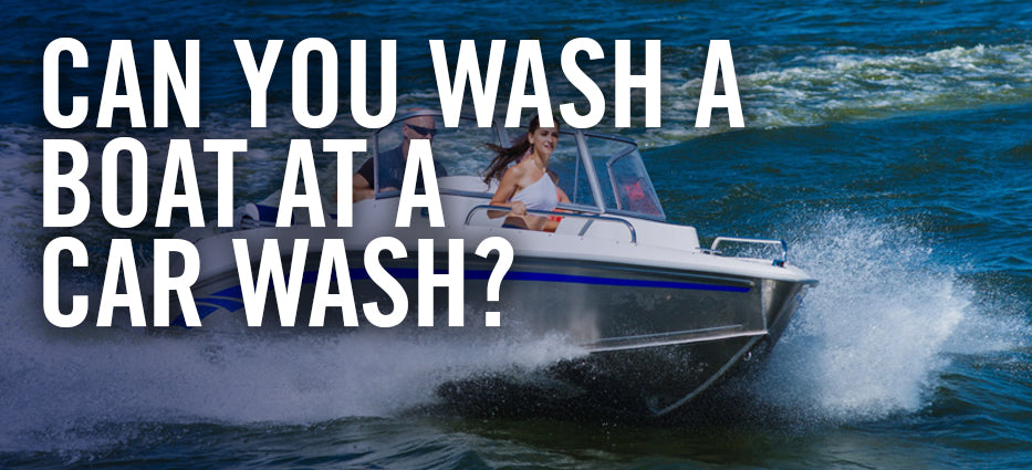 Do they allow boats in car washes