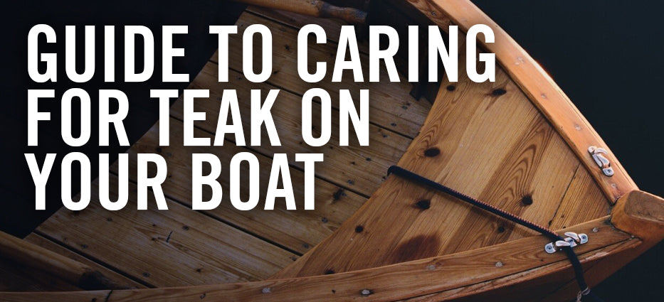 What are the best ways to clean and protect teak wood