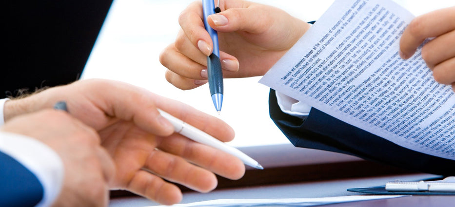 Legal documents how to start a boat business