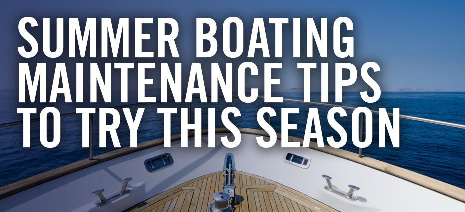 Best way to clean a boat for summer