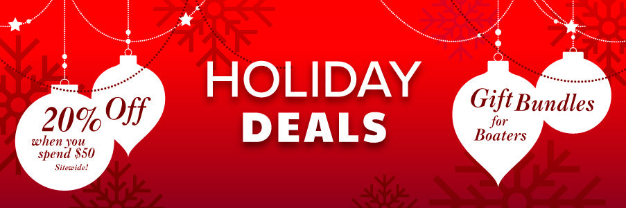 Holiday deals and gifts for boat lovers and boaters