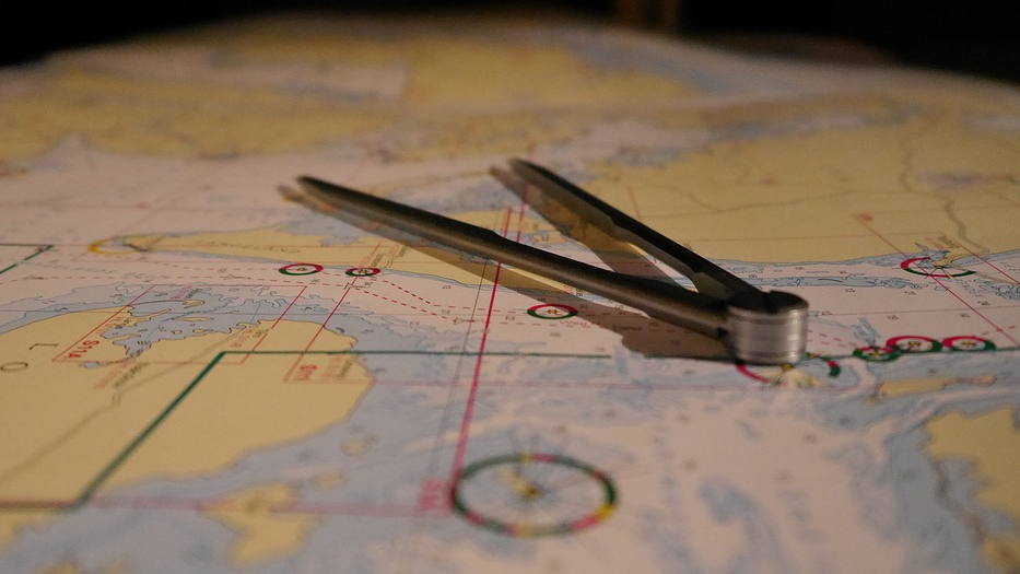 6 Sites to Get Fishing Charts or Marine Maps Online nautical chart