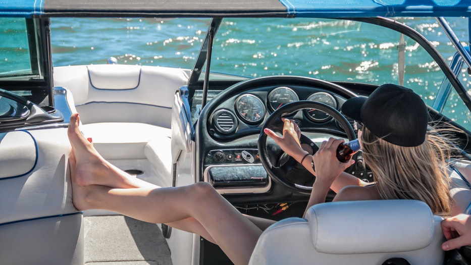 What Questions Should I Ask When Buying A Boat? cockpit lady