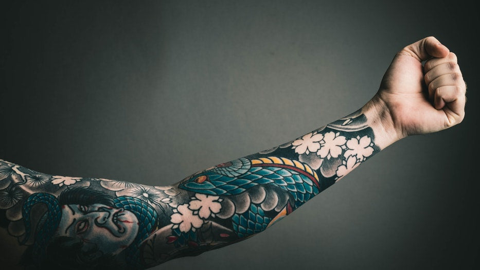 Nautical Tattoos: Symbolism and Meaning artistic arm