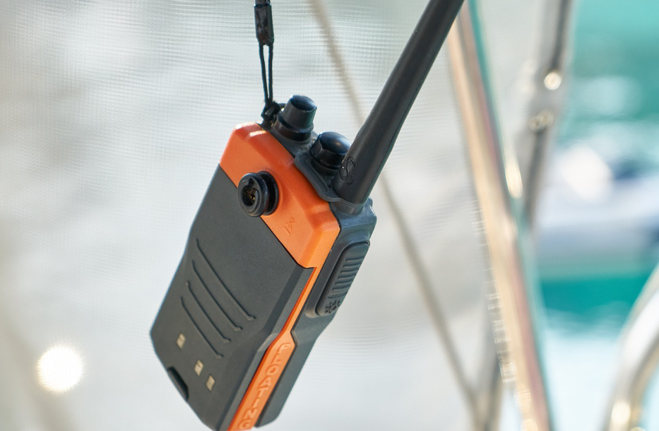 boat emergency equipment vhf radio