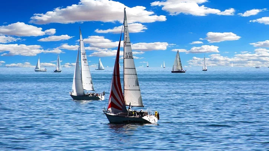 Why Do Sailboats Have Two Sails? sailing boats sail boat