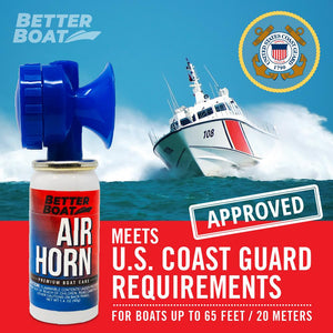 Better Boat Air Horn 1.4oz