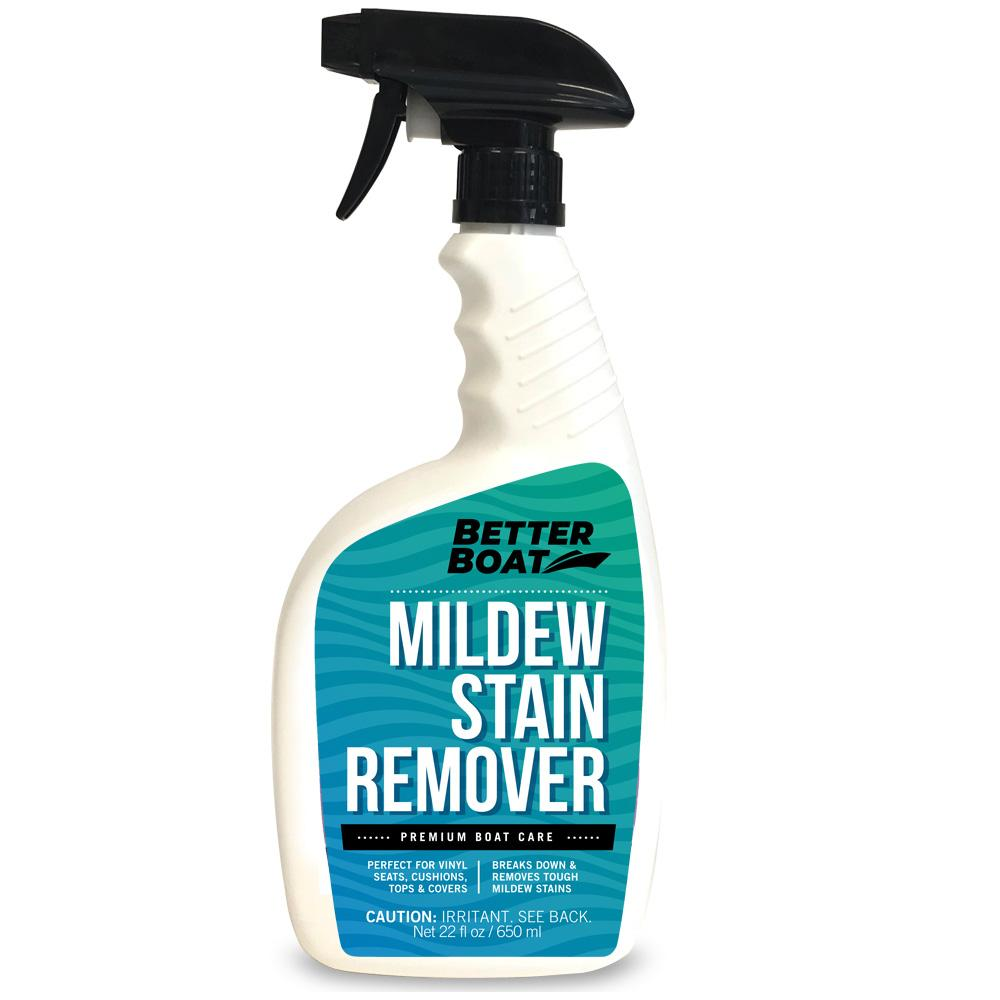 Better Boat Stain And Mildew Remover