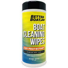 Load image into Gallery viewer, Boat Cleaner Wipes With UV