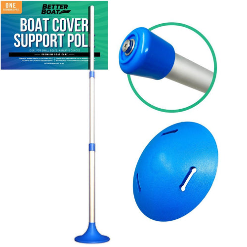 Boat Cover Support Poles