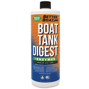 Boat Enzymatic Toilet Tank Digest