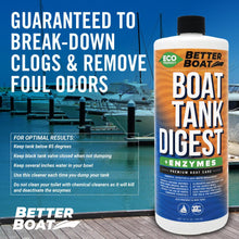 Load image into Gallery viewer, Boat Enzymatic Toilet Tank Digest Safe for Water