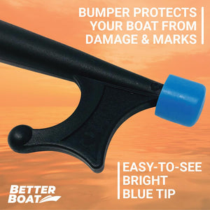 Boat Hook With Bumper Protection