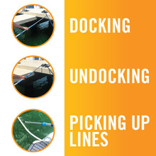 Load image into Gallery viewer, Boat Hook for Docking Undocking and Picking up Lines
