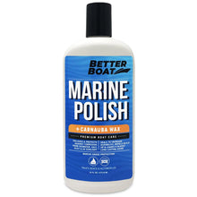 Load image into Gallery viewer, Boat Marine Polish With Carnauba Wax
