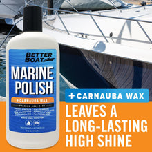 Load image into Gallery viewer, Boat Marine Polish With Carnauba Wax Long Lasting Shine