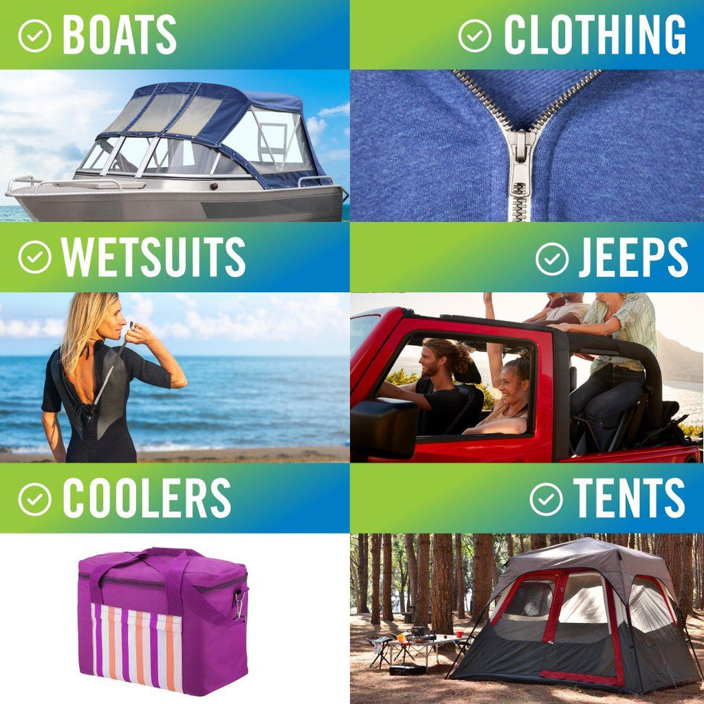 Load image into Gallery viewer, Zipper loosen cooler wetsuit boat cover tent