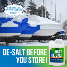 Load image into Gallery viewer, Salt Flusher for Winterizing Your Boat
