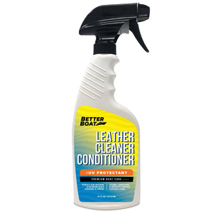Marine Leather Cleaner And Conditioner