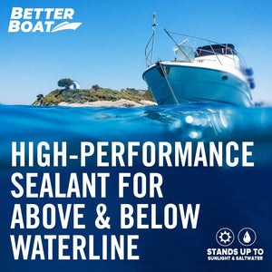Below water marine sealant