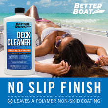 Load image into Gallery viewer, No Slip Boat Deck Cleaner No slip Finish