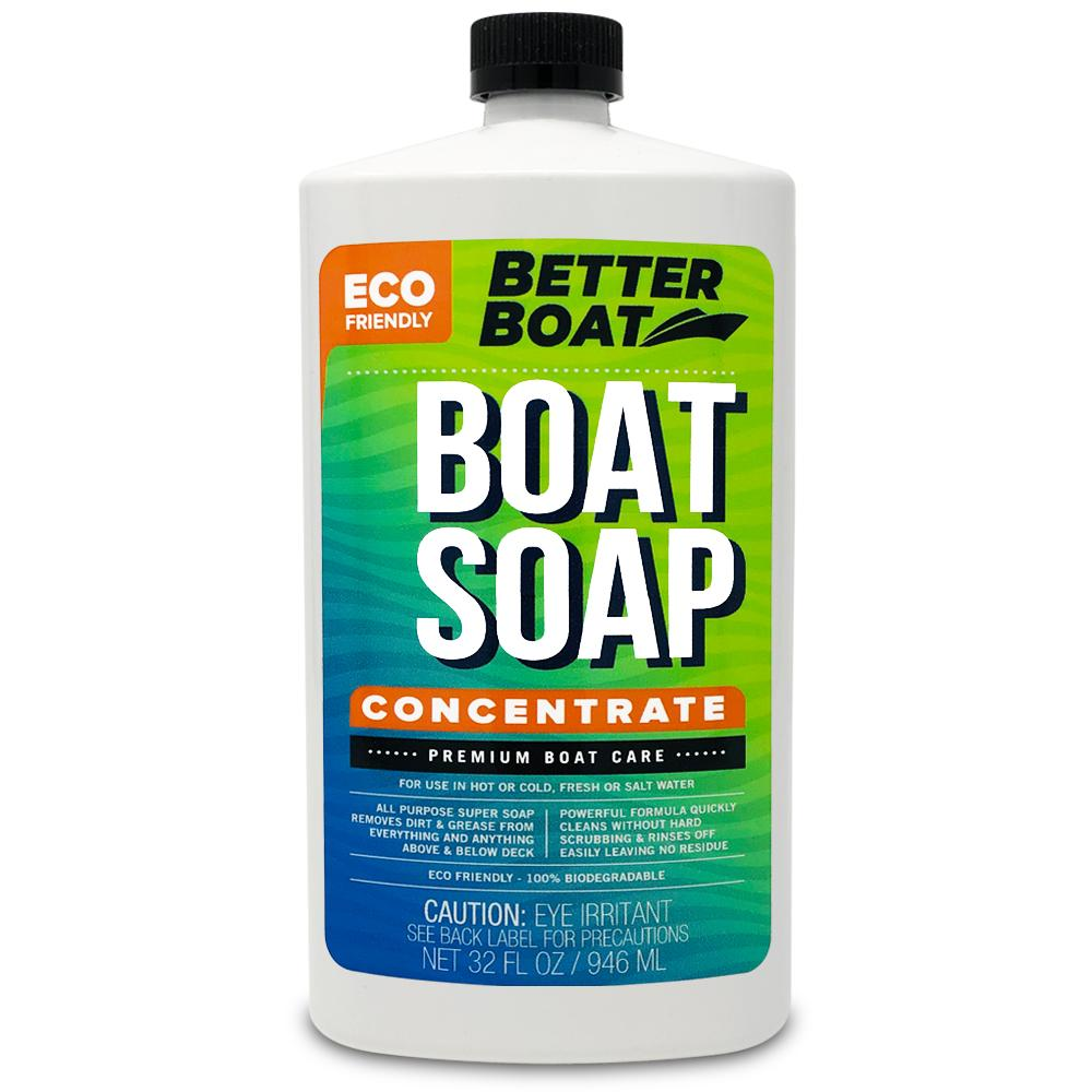 Premium Boat Soap Concentrate