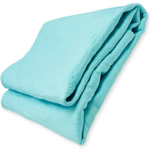 Synthetic Chamois Dry Towel Folded and Storage