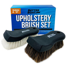 Load image into Gallery viewer, Upholstery Brush Set with Box