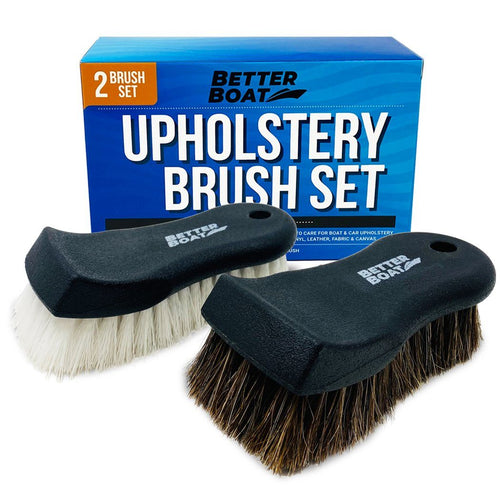 Upholstery Brush Set with Box