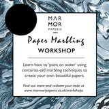 Gift ticket - Paper Marbling workshop