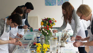 Introduction to Marbling Workshop