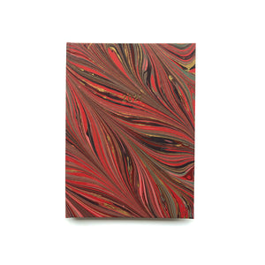 2021 Marbled Diary - Medium - Hestia
