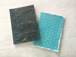Marbling and Bookbinding Workshop – Full Day