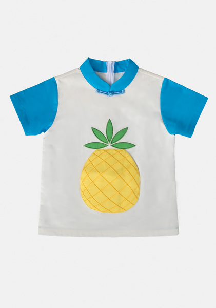 CNY Edition - Pineapple Pocket Shirt - MILLAROLLA