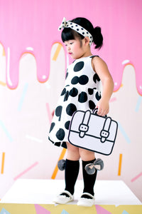 Polka Dots Bubble Playdress - MILLAROLLA