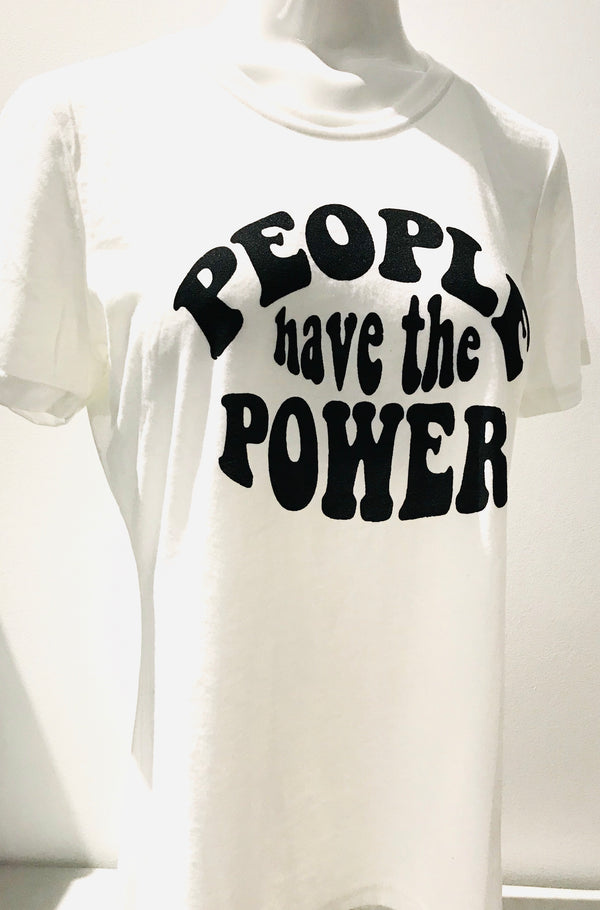 People Have The Power T-Shirt