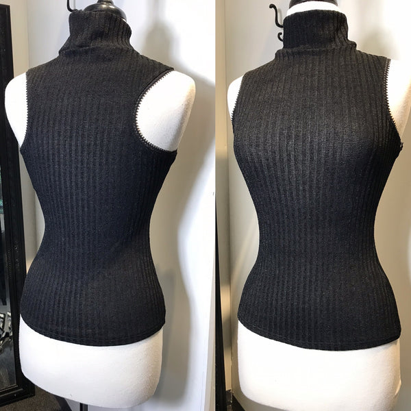 Turtleneck Racer Back