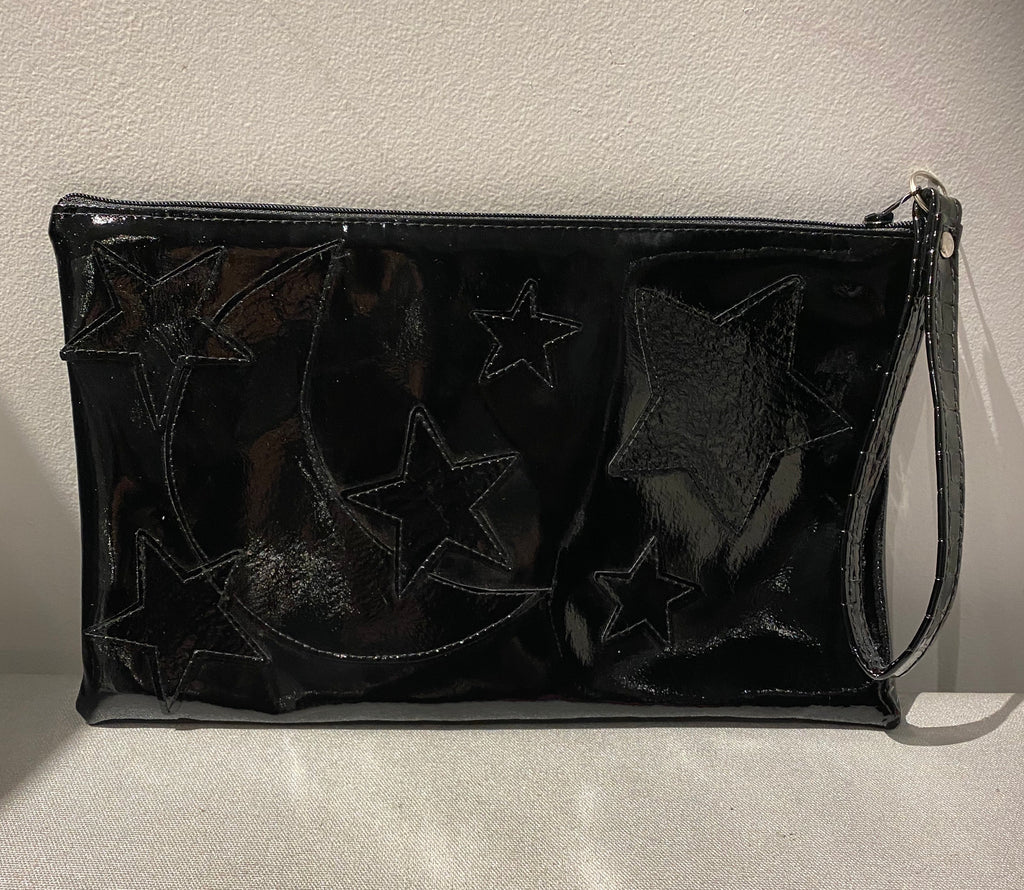 Clutch - Patent Leather Hecates Moon
