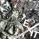 THE EXIT - WORDS OF WOUNDS LP