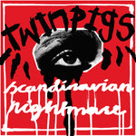 TWIN PIGS - SCANDINAVIAN NIGHTMARE LP