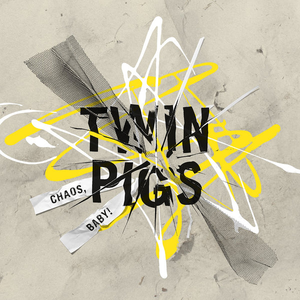 Twin Pigs - Chaos, Baby! LP