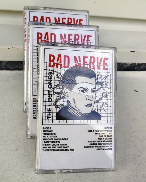 Bad Nerve - The Lost Ones (Cassette)