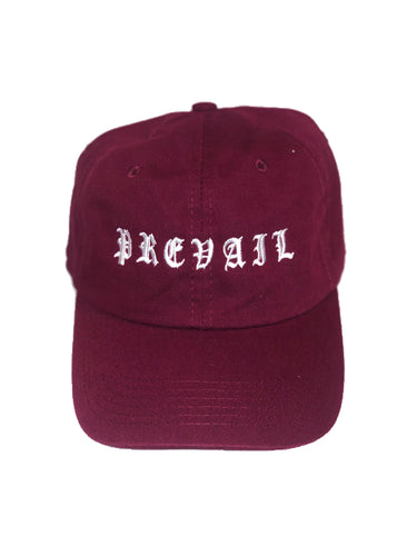 Burgundy Unisex Dad Hat - V2