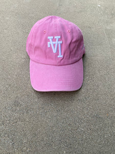 DAD HAT PREVAIL x Los Angeles [ Pigment pink ]