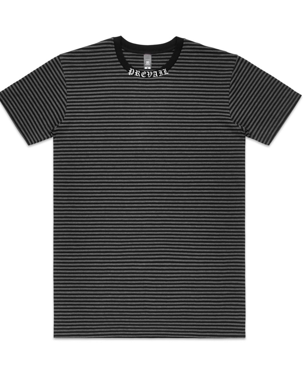 Prevail - Stripe Tee