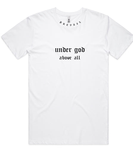 Under God Above All - Staple Tee
